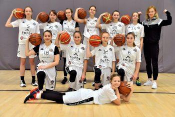 SKM ZASTAL Dziewczęta 2008 I Młodsze